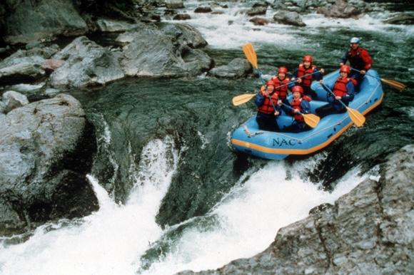 Adventure Calling - Rafting in Japan
