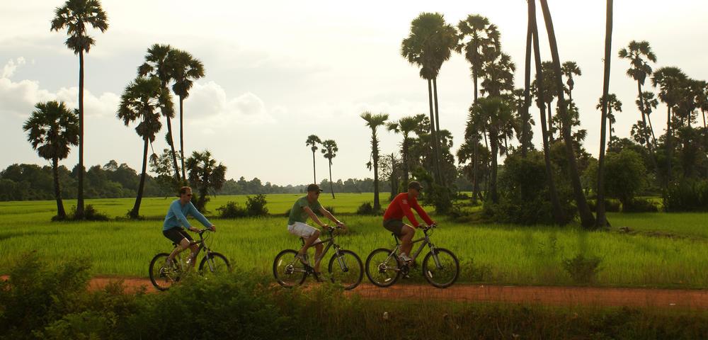Family Cycling Angkor Adventure (4 Days / 3 Nights)