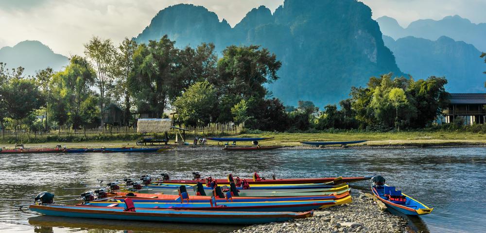 Family Fun in Laos (11 Days / 10 Nights)