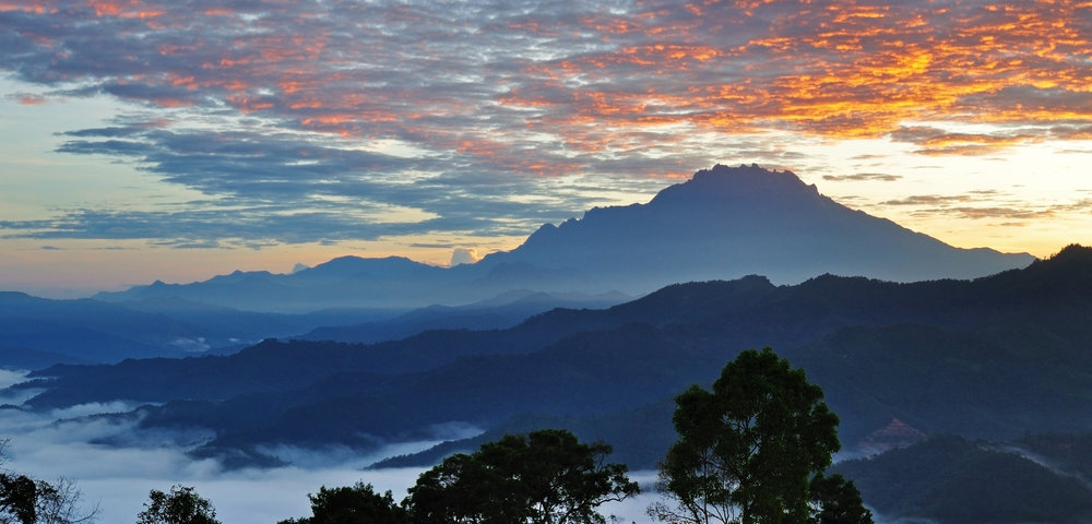 Mount Kinabalu Aerial and Traditional Spa Indulgence (Half Day)