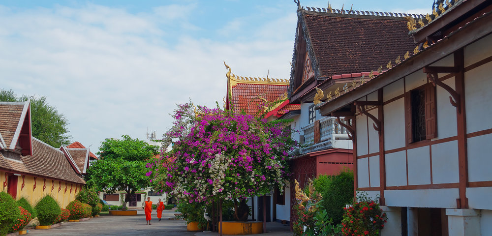 Architectural Insight Luang Prabang (Half Day)
