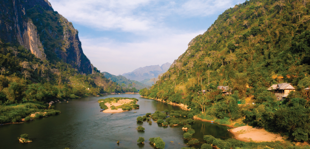 Romantic Luang Prabang (5 Days / 4 Nights)