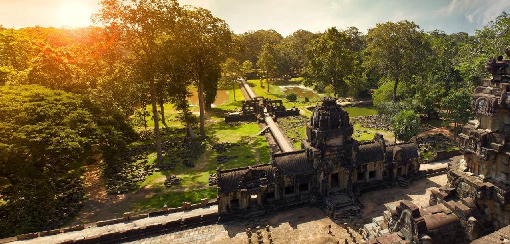 On the Spiritual Path of Cambodia (10 Days / 9 Nights)