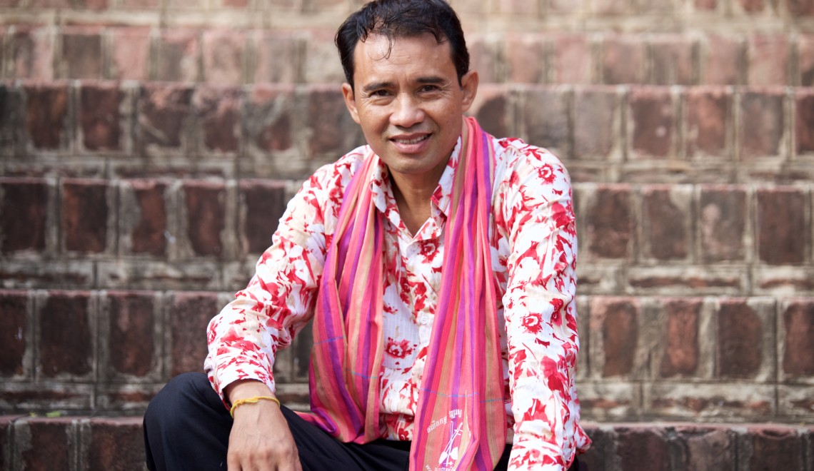 An Evening with Arn Chorn-Pond and the Cambodia Living Arts (Evening)