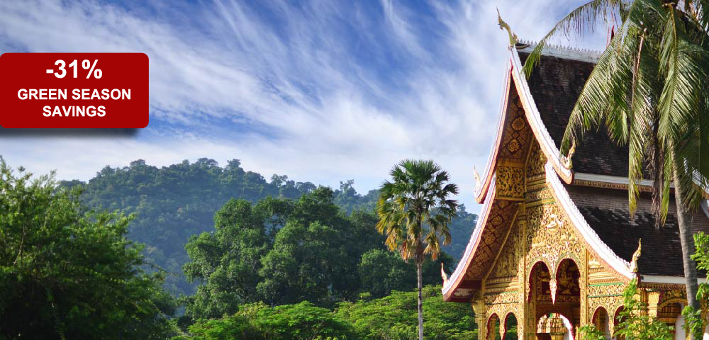 Amazing Luang Prabang (4 Days / 3 Nights)