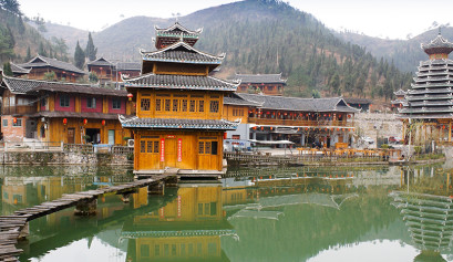 Guizhou Architecture