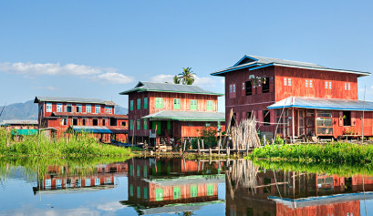 Inle Lake and Loikaw