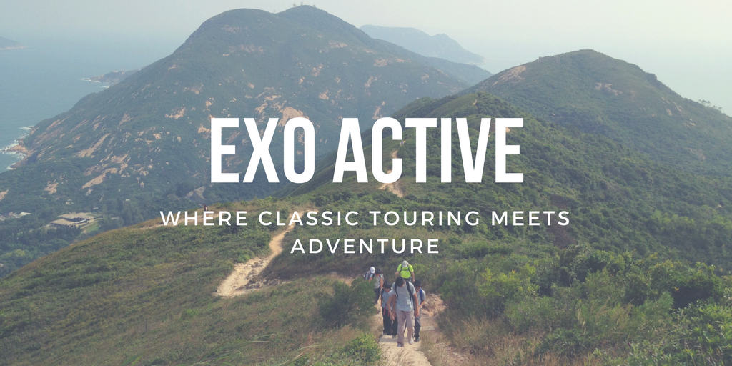 EXO Active: Classic touring with an adventurous twist