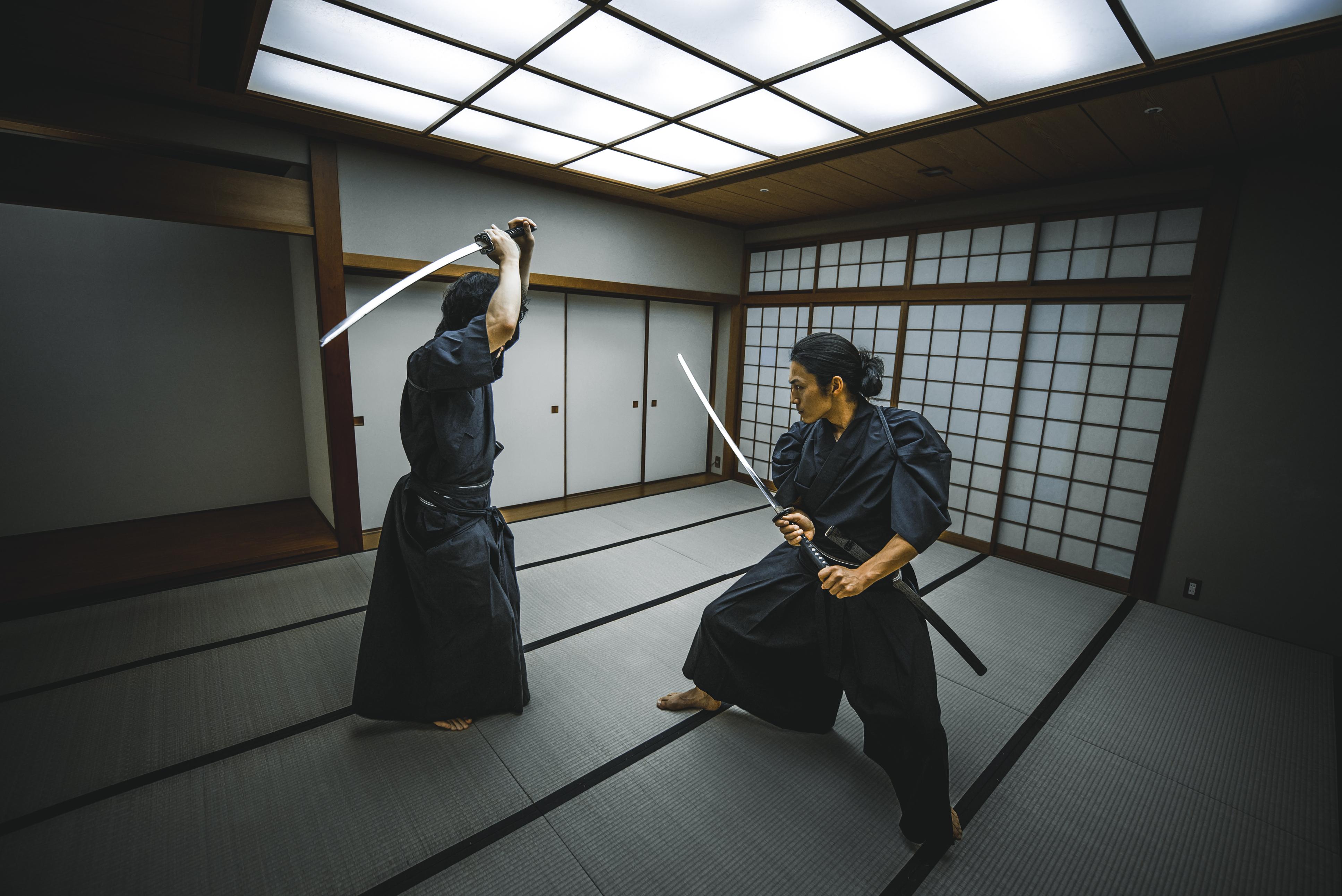Samurai Training In A Traditional Dojo In Tokyo Exo Travel Blog