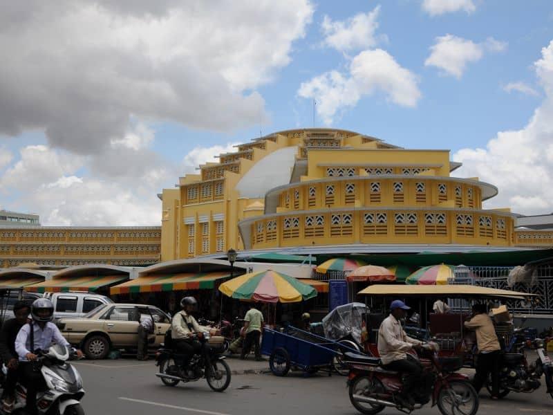 Photo of Architecture Paths of Phnom Penh, cambodia