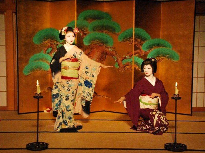 Photo of Dinner with a Maiko, japan