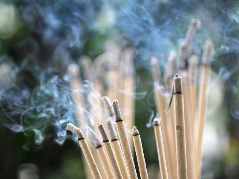 Photo of Japanese Incense Ceremony, japan