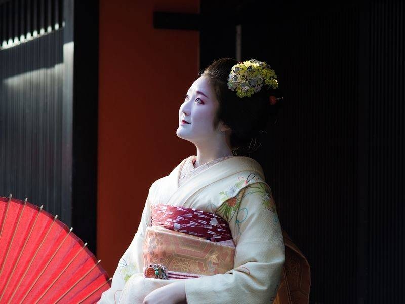 Photo of Photohsoot with a Geisha, japan