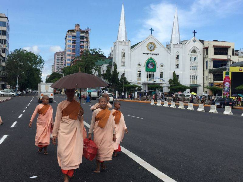 Photo of A walk through Yangon's heritage, myanmar