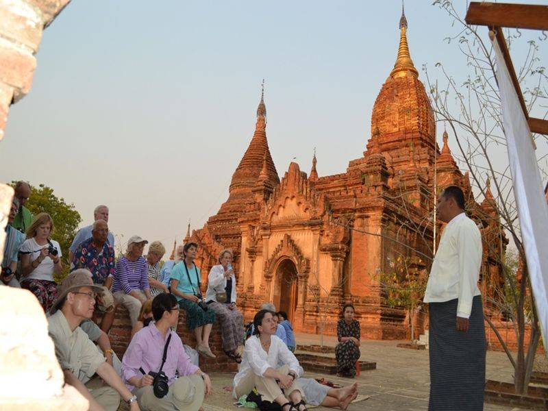 Photo of Archaeology Tour of Bagan, myanmar