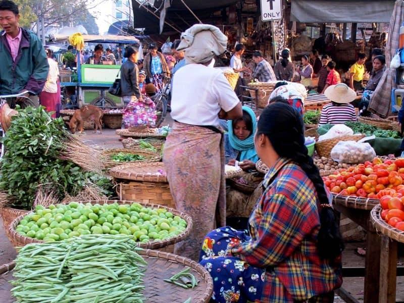 Photo of Morning in Mandalay, myanmar