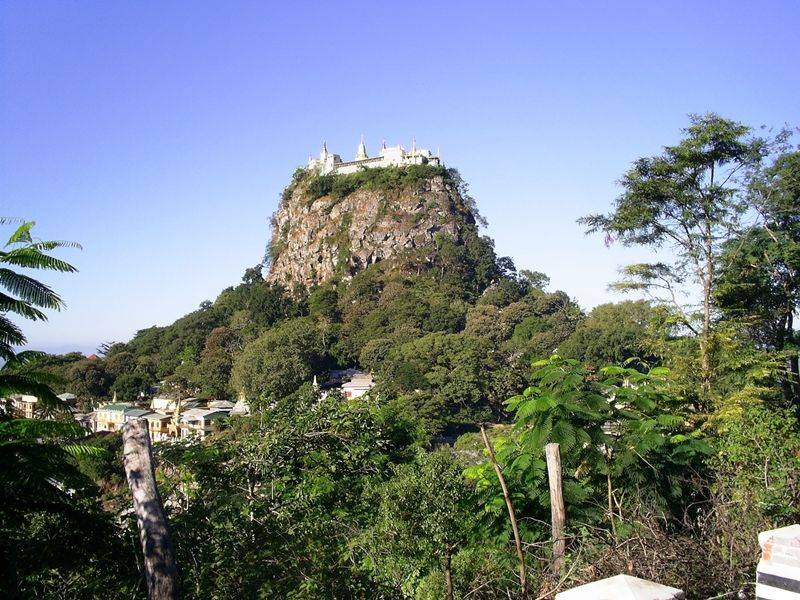 Photo of Mount Popa & Salay Tour, myanmar