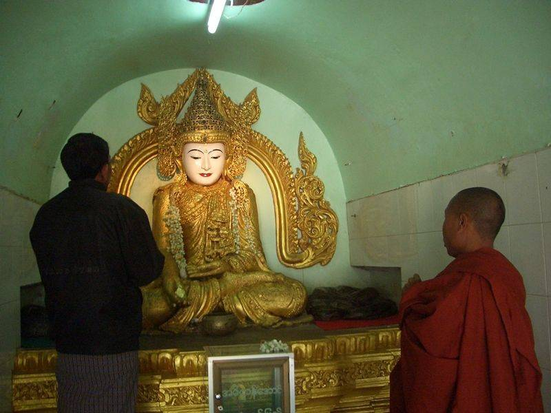 Photo of Paleik Snake Monastery, myanmar