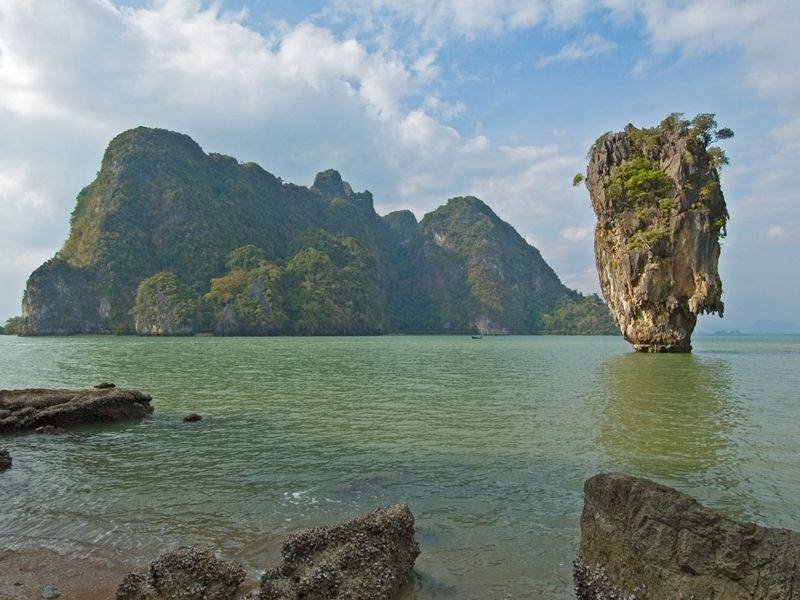 Photo of A Blissful Day on Phang Nga Bay (from Phuket), thailand