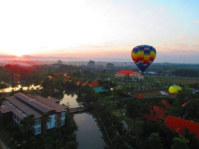 Photo of Balloons Over Chiang Mai, thailand