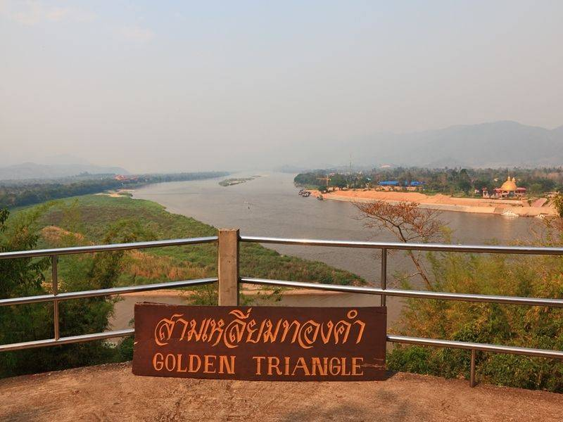 Photo of Burma & Golden Triangle (Town), thailand