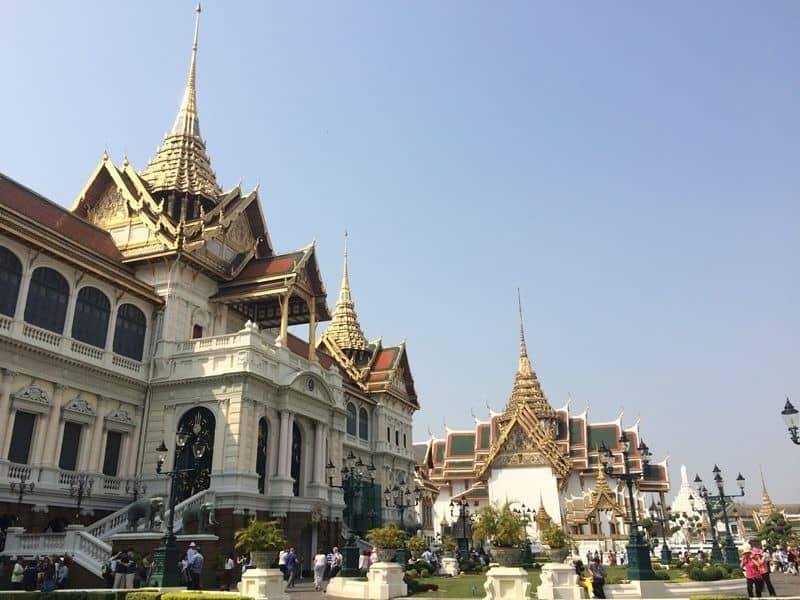 Photo of Chanting At Wat Pho & Grand Palace, thailand