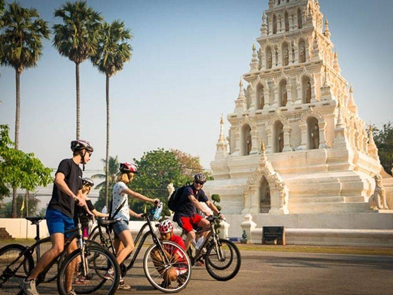 Photo of Cycling - Wiang Khum Kham to Ban Tawai, thailand