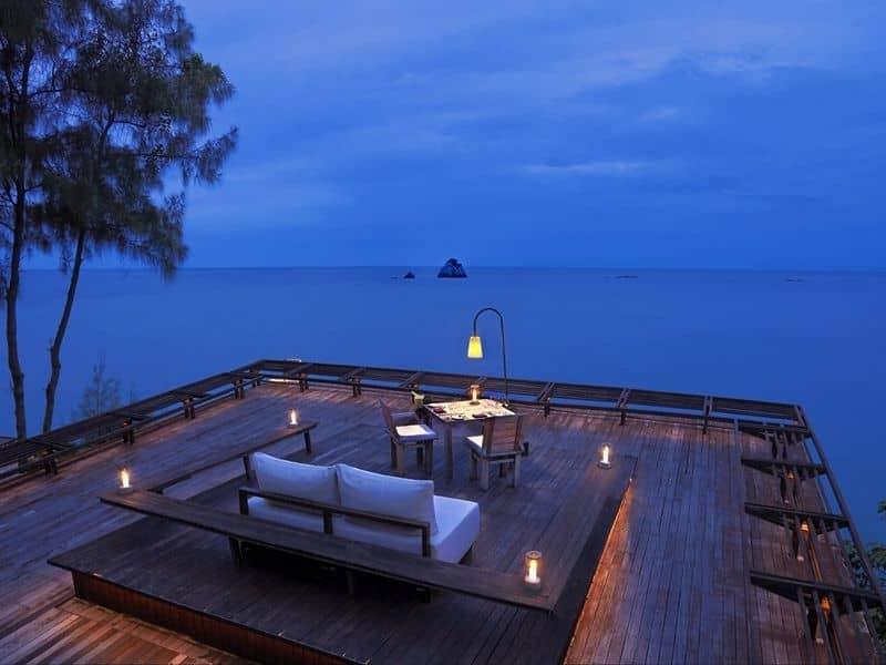 Photo of Dining on The Rocks at Six Senses Samui (PVT), thailand