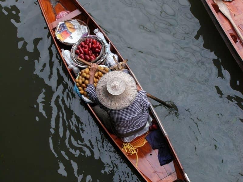 Photo of Floating Markets, thailand