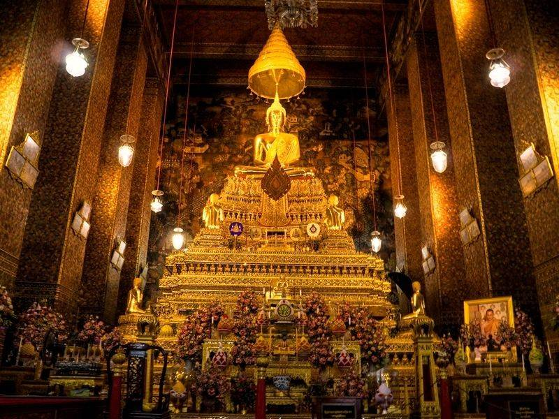 Photo of Grand Palace & Thonburi Klong with Wat Arun by LB, thailand