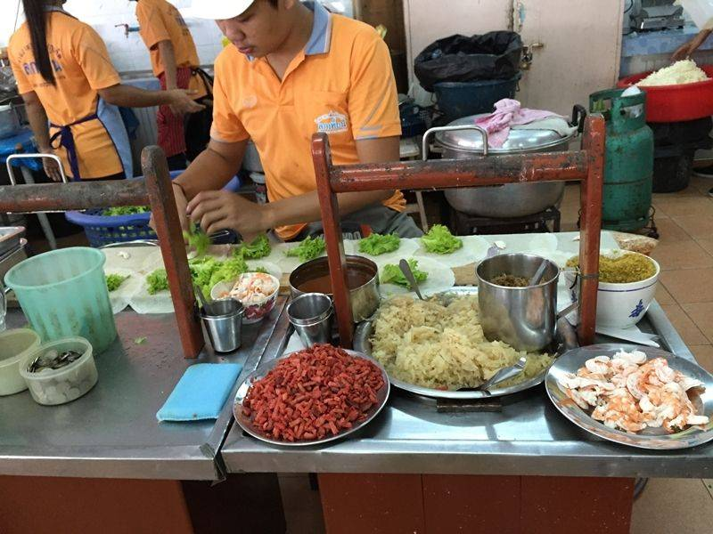 Photo of Street Food for all your senses in Phuket Town, thailand