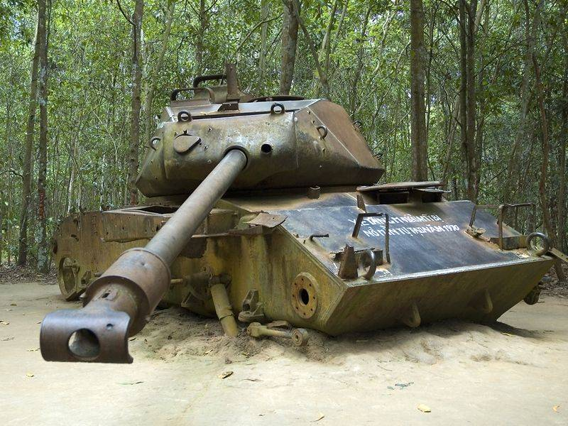 Photo of A Day at Cu Chi Tunnels & Ho Chi Minh City, vietnam