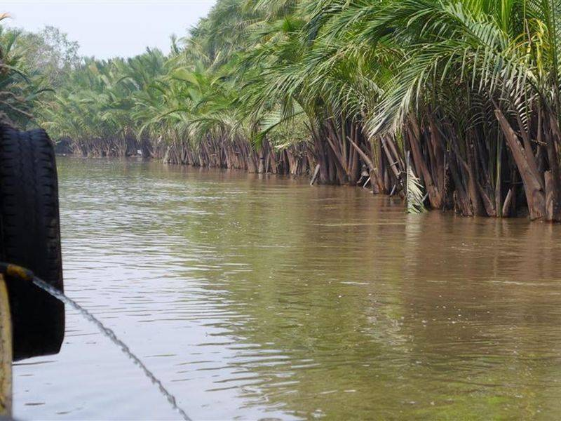 Photo of A Day in Ben Tre, vietnam