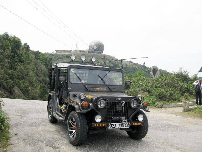 Photo of Day Jeep Tours - Da Nang to Son Tra Peninsula, vietnam