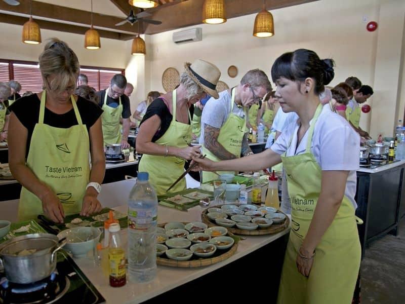 Photo of Halfday at The Market Cooking School, vietnam
