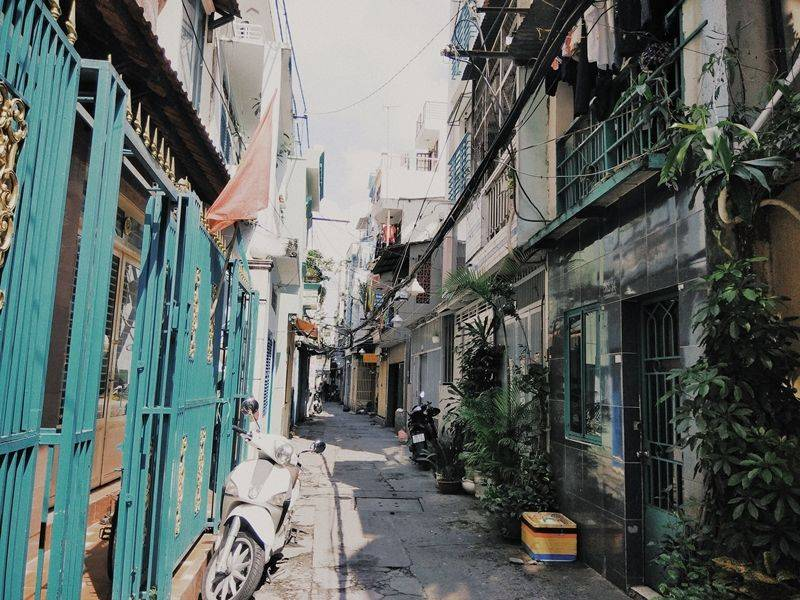 Photo of Hidden Hems - Ho Chi Minh City Morning Walking Tour, vietnam