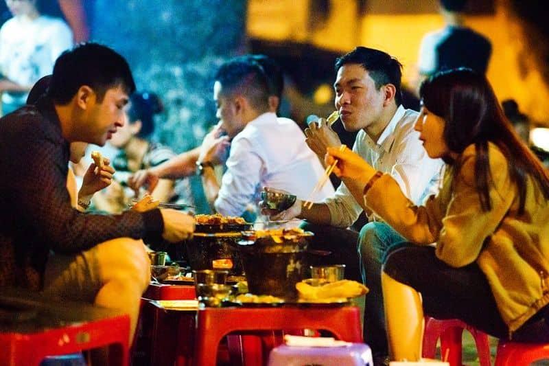 Photo of Night Out in Hanoi, vietnam