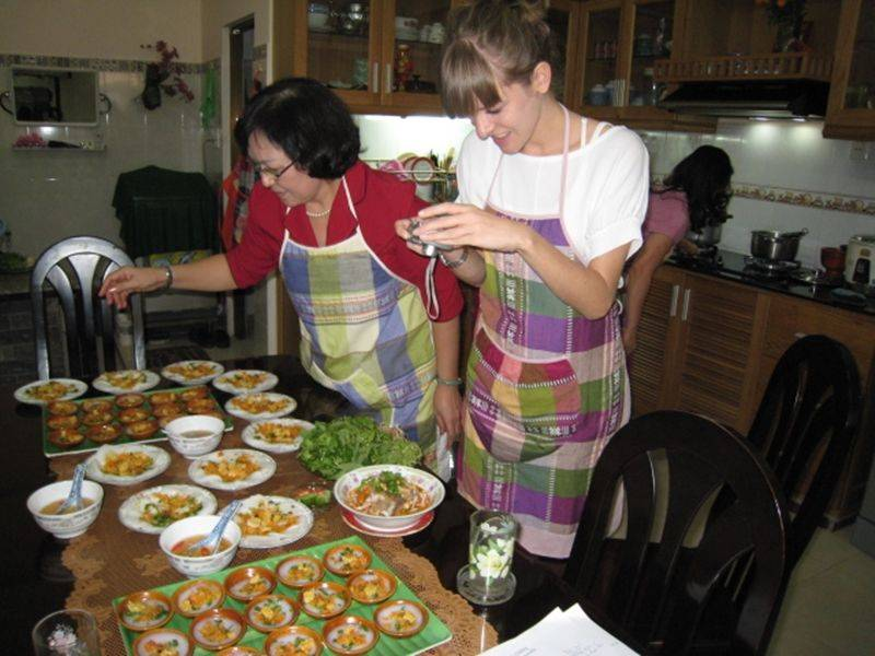 Photo of Private Home Cooking Class In HCMC, vietnam