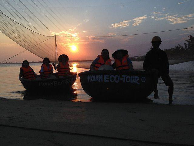 Photo of Sunset Boat Cruise on The Thu Bon River, vietnam
