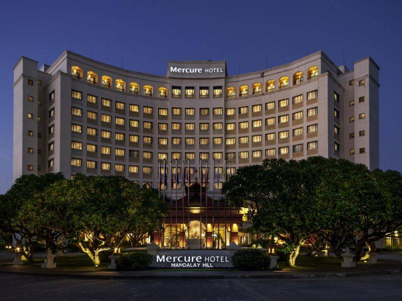 Photo of Mercure Mandalay Hill Resort, myanmar