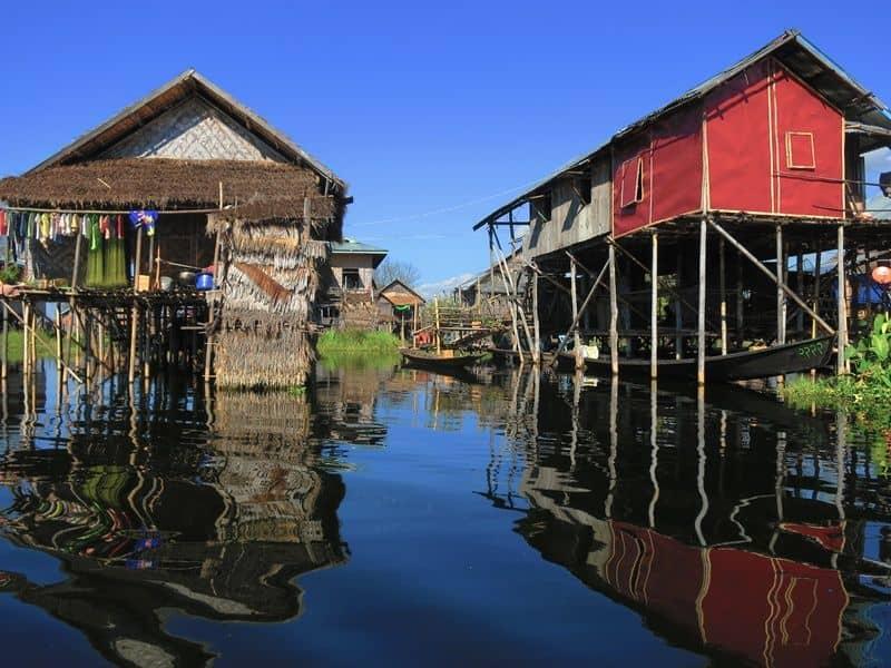 Photo of Active Inle, Myanmar