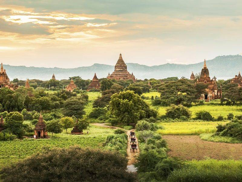 Photo of A Restorative Journey Through Myanmar, Myanmar