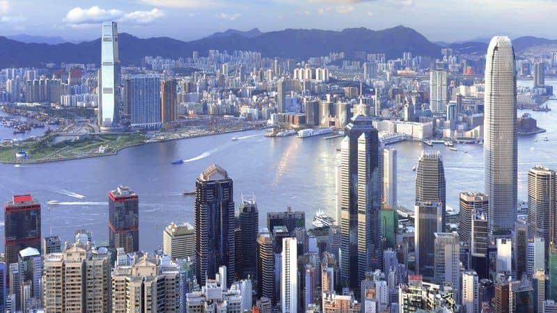 Photo of Hong Kong, The Asian New York, China