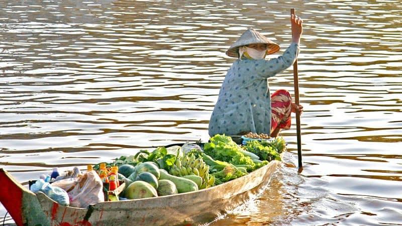 Photo of Overnight Cruise on the Mekong, Vietnam