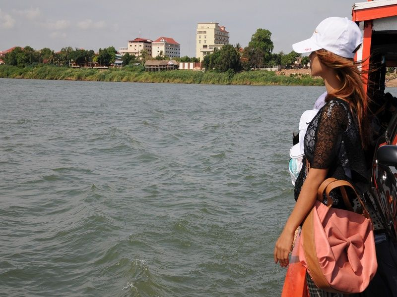 Photo of Biking the islands of Phnom Penh, cambodia
