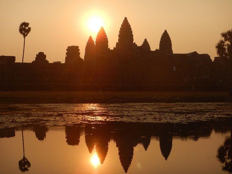 Photo of Champagne Breakfast & Sunrise, cambodia