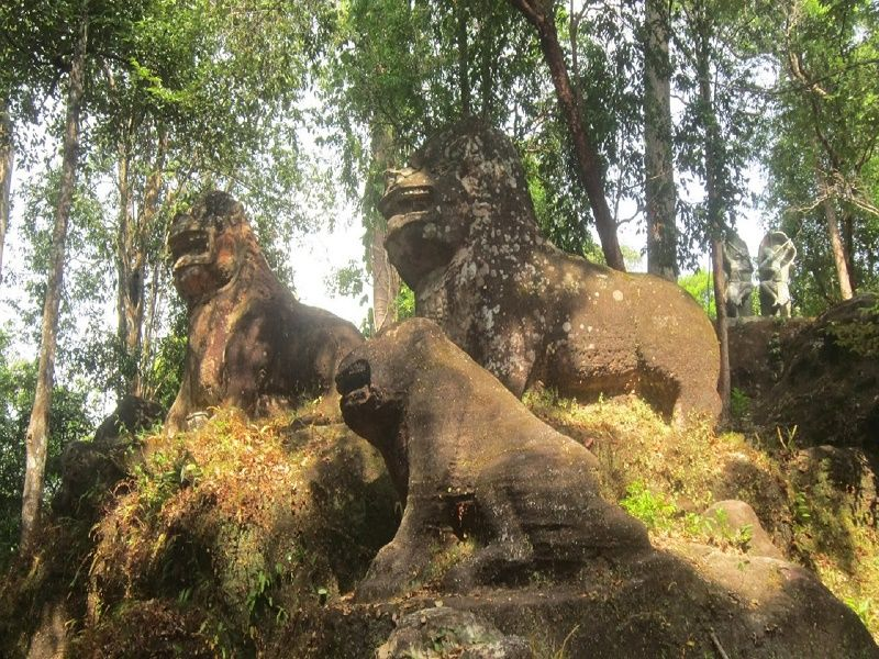 Photo of Discover The Lost City At Kulen Mountain, cambodia