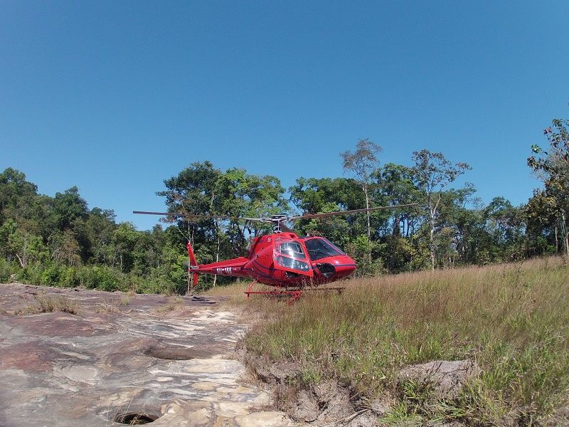 Photo of Helicopter - Angkor Wat & Kulen Ranges Tour, cambodia