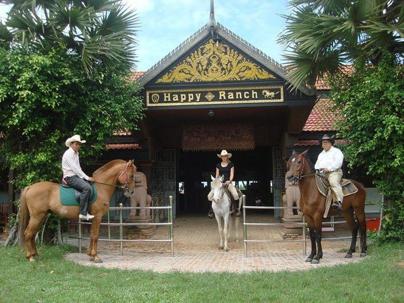 Photo of Horseback Riding And Countryside, cambodia