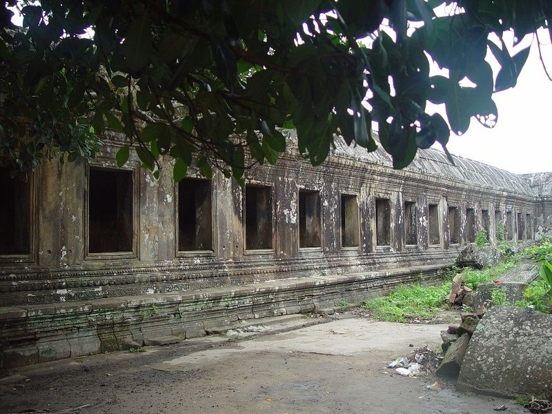 Photo of Preah Vihear, cambodia